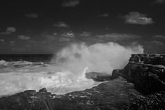 DSC01722 (Damir Govorcin Photography) Tags: cliff rocks clovelly sydney zeiss 1635mm sony a7ii