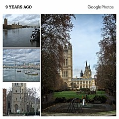 Memories of London (FotoFling Scotland) Tags: london westminsterabbey housesofparliament riverthames