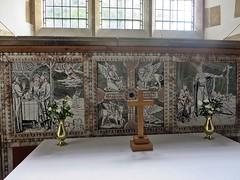 Lyndon Rutland (jmc4 - Church Explorer) Tags: lyndon church rutland reredos altar chancel