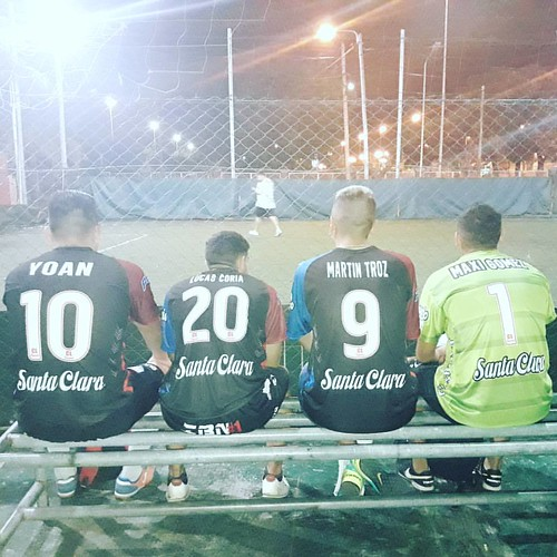 Pero al final juega #Juventud o #SantaClara ???...