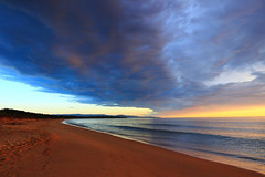 Culburra Beach (alden0249) Tags: australianlandscape beach coast dawn e landscape nature sunrise