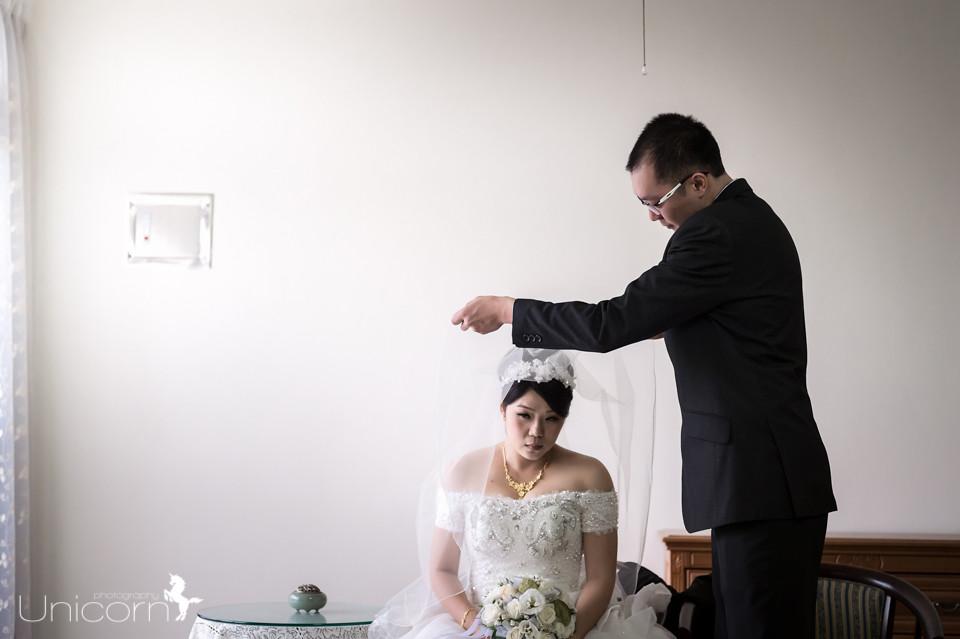 《婚攝一条》殷吉 & 怡筠 / 森田創意料理