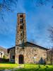 Chiesa di Pessano dei Santi Pietro e Paolo (rasocarlo66) Tags: bollengodivrea chiesaromanica pessano chiesa romanica canavese francigena via viafrancigena