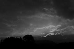 (lemonhats) Tags: asahipentaxsp spotmatic supertakumar3535 fomapancreative200 marumimcy2 classiccamera vintagecamera mechanicalslr classiclens m42screwmount primelens normallens 35mmf35 manualfocus iso200 35mmprintfilm blackandwhite 1125 f56f8 traditionalphotography analoguephotography filmphotography filmisalive shootfilm filmcommunity fpper homedevelopment kodakd76 sunset yamanashi japan cloudscape