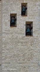 Cloches (Steph-Photographie) Tags: cloches chapelle lacotinire charentemaritime ilesdoleron mur briques trois nikon nikond610 nikonpassion tamronsp2470mmf28divcusd tamron nikond610tamron2470f28 nouvelleaquitaine charente poitoucharentes d610 d610fx fx