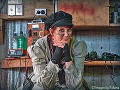 Garnet Quiggley (Julies Camera) Tags: ptx steampunk steampunks krakenslair vistorian costume tophat goggles vistorianladies vistoriangentlemen