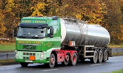 VOLVO FH - HARRY LAWSON Broughty Ferry Angus (scotrailm 63A) Tags: lorries trucks lawson tankers