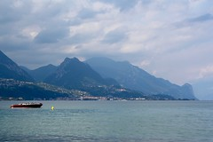 View from Lido di Manerba. Lago di Garda. (elsa11) Tags: lagodigarda lakegarda gardameer gardasee manerba brescia italy italia itali lidodimanerba manerbadelgarda