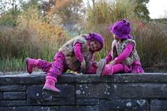 Immer hoch hinaus ... (Kindergartenkinder) Tags: dolls himstedt annette kindergartenkinder essen park gruga herbst sony ilce6000 milina sanrike personen outdoor kind
