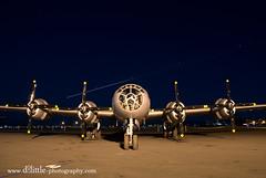 DSC_8292-web (doolittle-photography.com) Tags: nikon d200 nikond200 1750 tamron1750 b29 fifi bomber wwii ww2 nightphotography boeingb29 longexposure