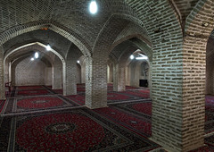 Winter room in jame mosque, Isfahan province, Nain, Iran (Eric Lafforgue) Tags: 0people ancient arches architectural architecture carpet colorimage culture historic historical history horizontal indoors iran islam islamic jame middleeast mosque naein naeyn nain nopeople nobody persia persian room shia shiism shiite touristattraction traveldestinations isfahanprovince ir