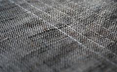 Stitching my days (velvetmeadow) Tags: stitching stitch mm macromondays macro macrophotography linen fabric cloth mystory onmydesk monochrome velvetmeadow
