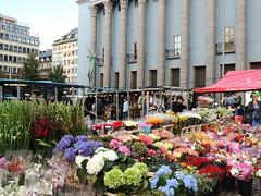 Hotorget, Norrmalm, Stockholm (Steve Hobson) Tags: stockholm norrmalm hotorget market