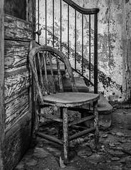 Ellis Island Contagious Disease Wards (johnredin) Tags: bw ellisisland newyork abandoned cities