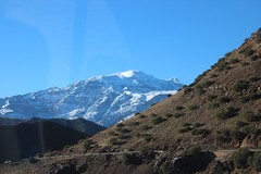 Crossing the Atlas Mountains (John Englart (Takver)) Tags: morocco atlasmountains mountains