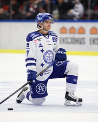 Johan Olofsson 2016-12-01 (Michael Erhardsson) Tags: leksands if lif shl 2016 behrn arena hockeyplayer utespelare uppvrmning leksand 20161201
