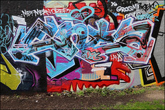 Enta (Alex Ellison) Tags: enta westlondon urban graffiti graff boobs trellicktower halloffame