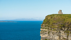 O'Brien's Tower (pstani) Tags: cliffsofmoher countyclare europe ireland republicofireland