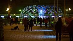 IMG_4317 (ermakov) Tags: gorkypark icerink winter snow boy girl people color m24 streetartkatok