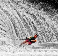 World Waterski Champion (photo by marko) Tags: waterskiing waterskier waterski water swerve spray sport speed slalom skiing skiable ski reflection photobymarko nikon nikkor naturallight 70200vrii 70200f28vrii 70200f28 7020028 70200 70200f28vr 2016 d500 adrenaline waterskiphotography joepoland joelpoland lifeofawaterskier lessropemorebuoys morebuoyslessrope carvediem luminar worldchampion worldjuniorchampion goldmedal