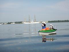 Gorch Fock (Der kleine Erich Topp) Tags: dragon leer wwii hamburg lifeboat michel hafen ostsee baltischesee kiel eckernfrde travemnde rnli atlantik lorient emden uboot laboe kielerfrde dkm adelheid mltenort u995 karldnitz dgzrs unterseeboot rnlb germansubmarine seenotretter ubootwaffe u552 erichtopp tedje peterpetersen onkelwolf ubootbasis wikingerfahrtenmitdemrotenteufelboot ufang 7cunterseeboot uadelheid wurmflitzer harritardsen masterofthebalticsea krt2