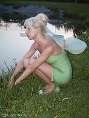 Agliana Moonlight 2015 115 (Aleks Photo (Aleks Studio)) Tags: portrait lake cosplay tinkerbell peterpan persone moonlight ritratto photoset 2015 allaperto agliana aglianamoonlightcosplay