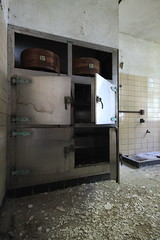Riverside Island Isolation Hospital (EsseXploreR) Tags: new york ny abandoned hospital island for riverside brother bronx north sanatorium infectious diseases abandonednj
