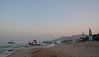 (darkleen) Tags: ocean sunset sun beach uae eid fujairah