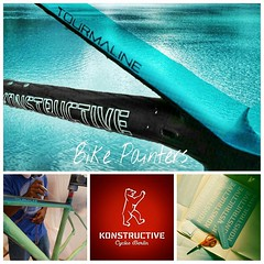 Konstructive Bike Painters style your dream bike. Konstructive Bike Lackierer verleihen Deinem Dream Bike den absolut individuellen Style. Handmade bicycles for you. Exclusively created by the best craftsmen for the task. Ready for every mission. Perfectl