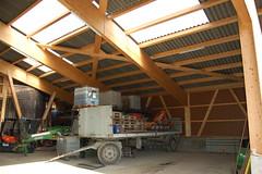Neubau Kälberstall Hägglingen