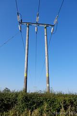 20150906-DSCF0054 Electric Supply Poles Inkberrow Worcestershire.jpg (rodtuk) Tags: uk england industrial technology misc places kit worcestershire b24 midlands xt1 inkberrow phototypes roderickt roderict