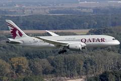 Qatar Airways Boeing 787-8 A7-BCV (c/n 38340) (Manfred Saitz) Tags: vienna wien austria airport boeing airways flughafen vie qatar schwechat loww 788 dreamliner 7878 b788 a7reg a7bcv