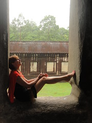 Memorable Moments Meaningful Memory (Time-Freeze) Tags: cambodia spiritual preahkhantemple