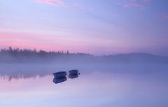 Simples (J McSporran) Tags: dawn scotland trossachs lochrusky