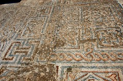 Tile Floor Detail (hecticskeptic) Tags: turkey ephesus libraryofcelsus templeofhadrian bouleuterion nymphaeumtraiani markamorgan