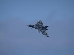 Portrush, 5th of September 2015 (nathanlawrence785) Tags: ireland plane waves aircraft air jet engine rollsroyce olympus airshow b2 vulcan northern bomber howl portrush avro 2015 xh558