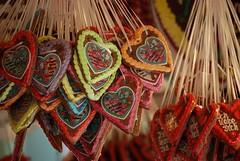 Chocolate biscuits ... (Blue Sere) Tags: street food berlin cookies germany hearts strada heart sweet sugar dolce colored piazza cuori colori cuore cibo cioccolato germania biscotti zucchero berlino colorato dolcezze