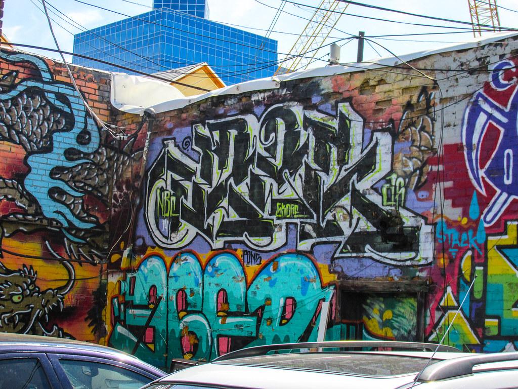 MELROSEandFAIRFAX: Suicide Rock - Graffiti in Salt Lake City 2/3