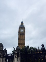 7:24. (emilypallack) Tags: uk london big ben 2015