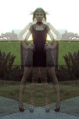 Into the Metropolitan Uncertainty - Beautiful Savage Magazine (Ekin Can Bayrakdar Photography) Tags: new portrait london fashion canon magazine hair model exposure photographer makeup daily double blonde editorial mm 50 russian avant garde styling stylist