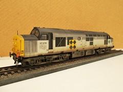 37376 xo ED (daveymills31294) Tags: class bachmann 37 coal 373 4mm railfreight 37376