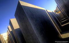 Holocaust Memorial (AreKev) Tags: berlin germany holocaust nikon memorial sigma jewish 1020mm holocaustmemorial hdr lomoish friedrichstadt petereisenman memorialtothemurderedjewsofeurope photomatixpro 1020mmf456exdchsm burohappold d7100 nikond7100