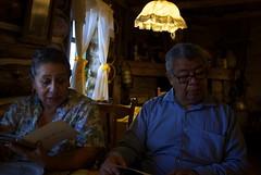 Mis padres (enter SAIDMAN) Tags: chihuahua familia country meal comiendo cuauhtemoc ranchoviejo