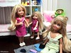 The St. Nicholas Day (BFashions) Tags: boyfriend stacie chelsea dolls barbie shelly kelly diorama dianas