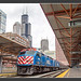 METRA 206 and 207, Chicago, 2013/03/31
