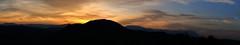 Panoramica monte Acuziano (luporosso) Tags: sunrise alba sabina paesaggi paesaggio montopolidisabina