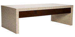 Kirei waterfall coffee table
