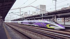500 TYPE EVA 730 () Tags: japan eva railway panasonic kobe   shinkansen hyogo evangelion   gx8     14140ii