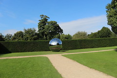 IMG_4696 (alicemaryfox) Tags: yorkshire sculpture park kaws henri moore cattle sheep art discovery water bridge stately home national