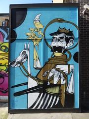 Sepr graffiti, Shoreditch (duncan) Tags: graffiti streetart shoreditch sepr